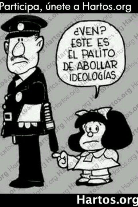 Abollar ideologías