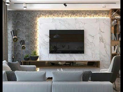 Best 100 Modern Lcd Tv Until Design 2019 Youtube Living Room