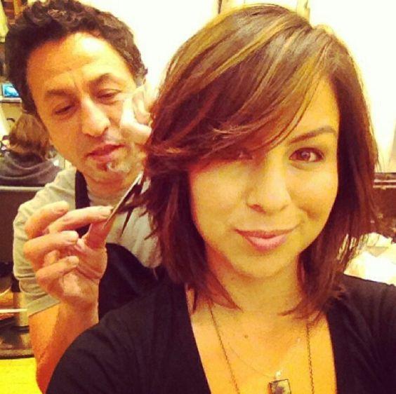 Anjelah Johnson New Haircut Mynuvotv Blog