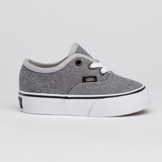 Vans Zapatos Para Niños