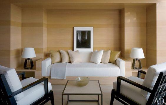 John Pawson Living Room | Found on architecturaldigest.com