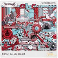 Close To My Heart Digital Scrapbooking Kit