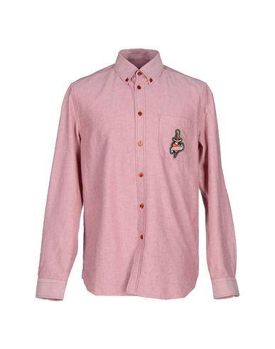 LOVE MOSCHINO Shirt. #lovemoschino #cloth #top #pant #coat #jacket #short #beachwear