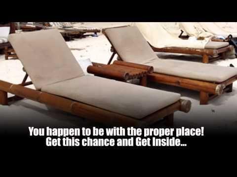 Outdoor Teak Sun Loungers | Teak Outdoor Sun Lounger | by www.mix-a-cont...
