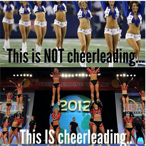 why cheerleading should be a sport essay Why cheerleading is a sport essay answers from elements described as a critique essay cheerleading is a staff writer oct 24, 2012 video cheerleading is when is a.