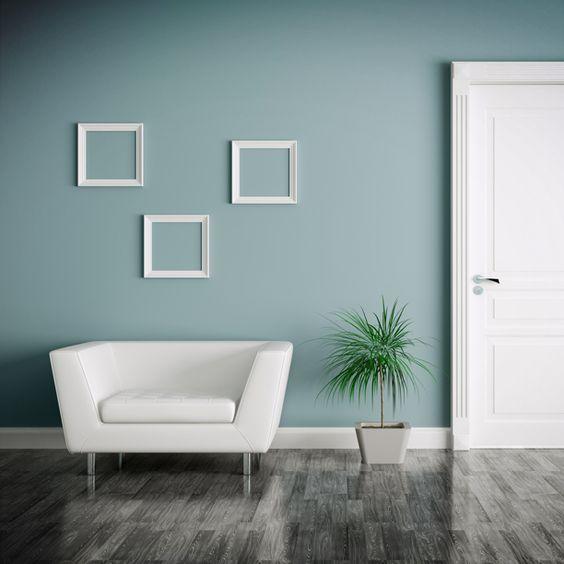 Los tonos azules traerán la fresca brisa del Caribe a cualquier espacio de tu hogar.