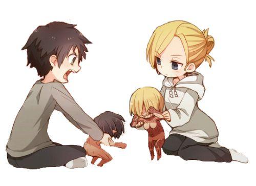 Eren!: