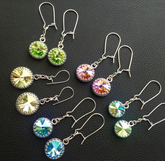 Hard Candy Jewels Gum Drop Earrings Tracey Davis