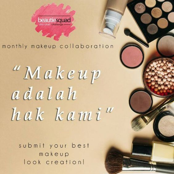 Beautiesquad Monthly Makeup Collaboration