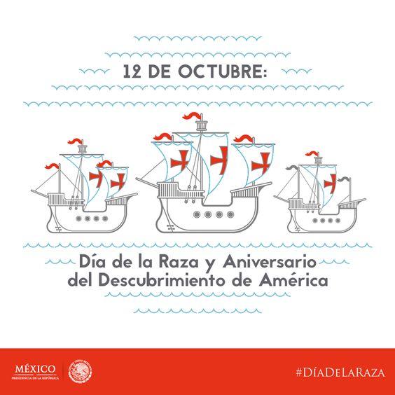 12 de octubre #DíadelaRaza