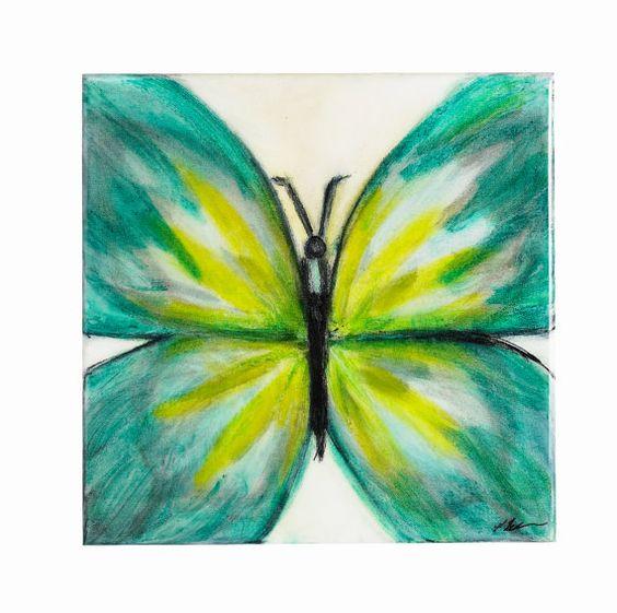 Easy Watercolor Paintings Of Butterflies Pinterest • The worl...