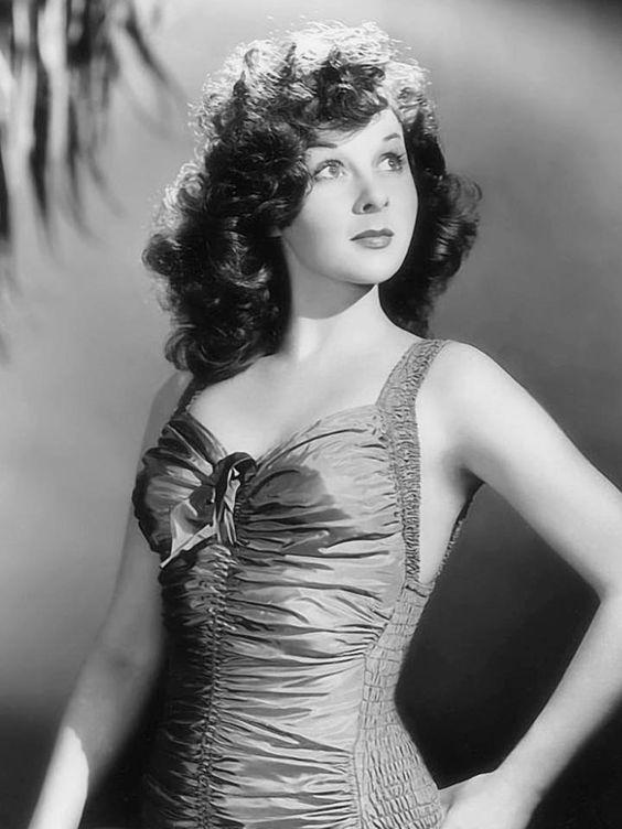 Classic Movie Stars Susan Hayward