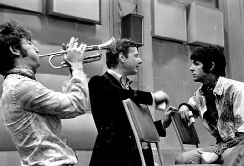 John, Paul and Brian
