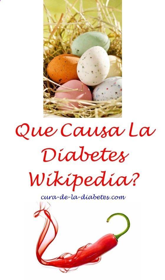 tratamiento de la diabetes en wikipedia