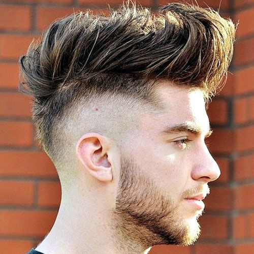 35 Cool Faux Hawk Fohawk Haircuts For Men 2020 Guide Hipster Haircut Haircuts For Men Boy Hairstyles
