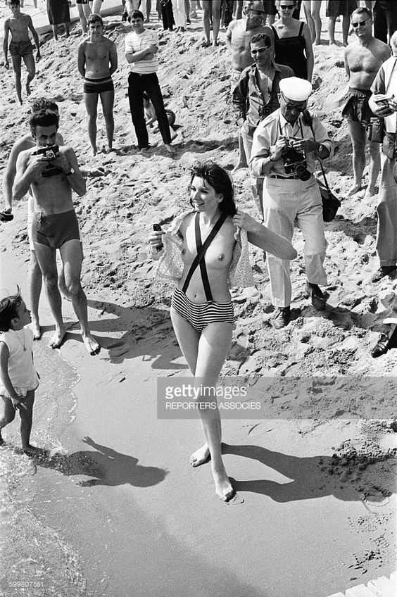 Starlet Wearing Monokini At the Cannes Film Festival, in Cannes, France, on May…