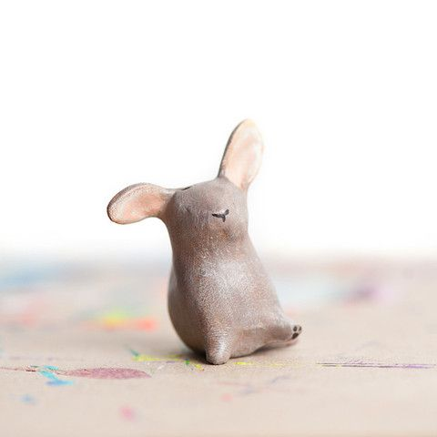 Le Dancing Rabbit Totem | leanimale