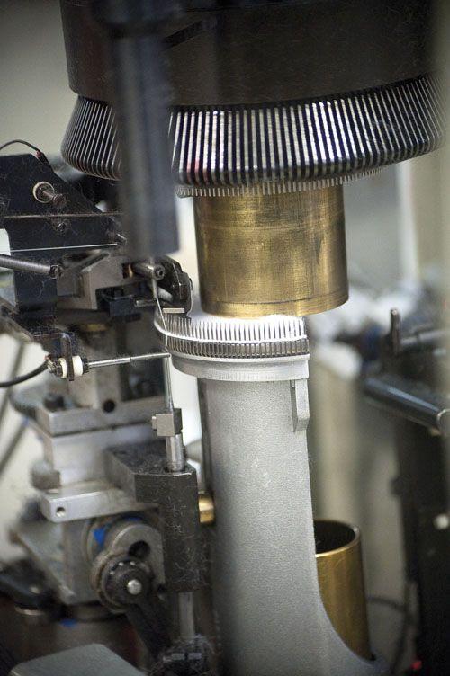 Zita Tops Sock Factory: Machinery view 3