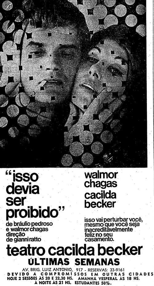 Walmor & Cacilda