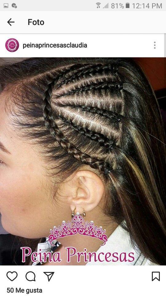 22 Peinados de trenzas modernas cabello corto