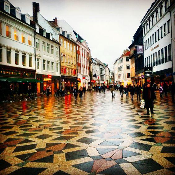 Strøget, Denmark
