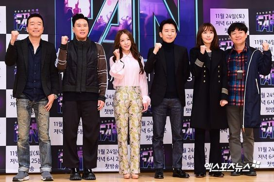 "BoA, Yoo Hee Yeol, And More Explain What Sets ""The Fan"" Apart From Other Survival Shows"
