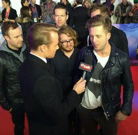 OneRepublic Juno Awards