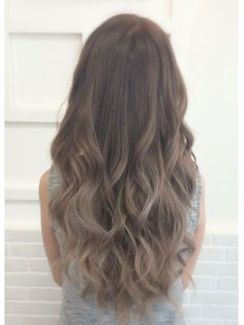 【2015最新】アッシュの髪色ベースのグラデーションカラー【髪型ヘアカラー