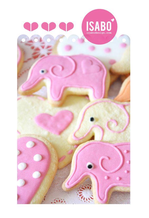 isabo-decorated-cookies-biscotti-decorati-elephant-elefanti