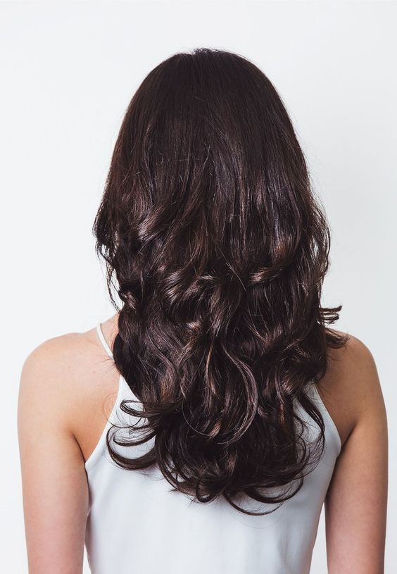 """Meet Laura - our 19"""" clip-in hair extensions made of Remi human hair! These…"""