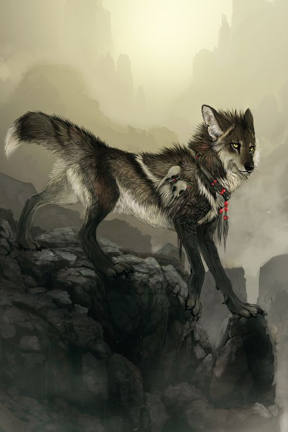 Image result for coyote demon