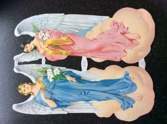 Angels Scrap Sheet - Large