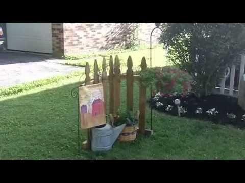 Garden Decor Primitive Outdoor