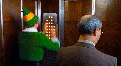 This Elevator Etiquette