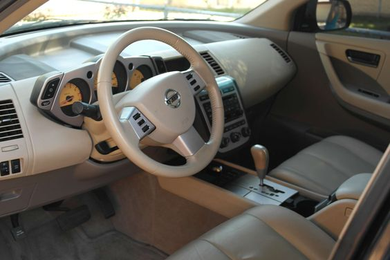 Make Nissan Model Murano Year 2003 Body Style SUV