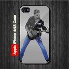 George Michael #1 iPhone 4, 4S Case - Black Case #iPhone4 #iPhone4 #PhoneCase #iPhone4Case #iPhone4Case