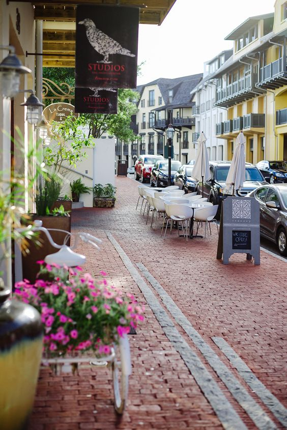 SEQUINS TRAVELS | ROSEMARY BEACH, FLORIDA