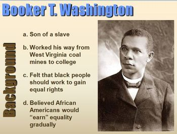 the life and achievements of booker t washington Booker t washington, the master mind of a child of slavery a human interest story depicting the life achievements of a great leader of a rising race.