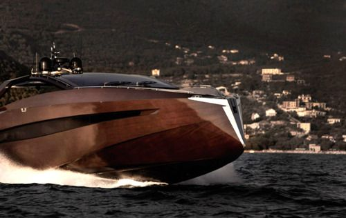 luxus motoryacht hedonist art of kinetik holz   boats and planes, Innedesign