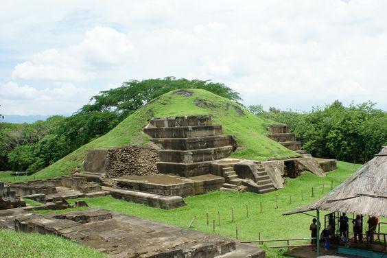 SAN ANDRËS EL SALVADOR Sitio Arqueológico Viaje Circuito Maya