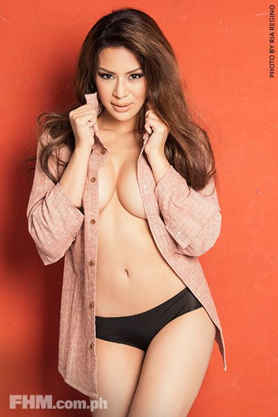 Maica Palo - Fhm Online Babe February 2014  East Girls -2966