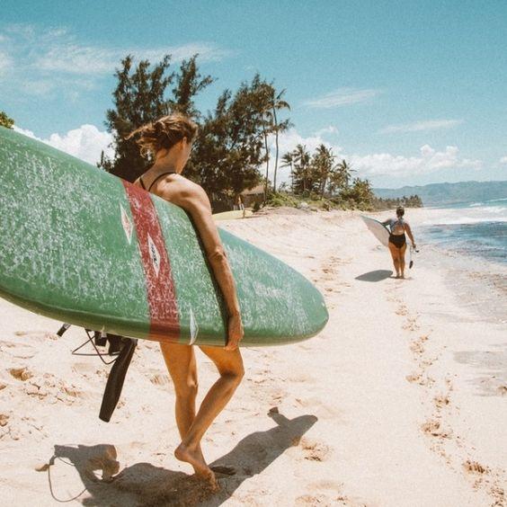 Viajes de Surf