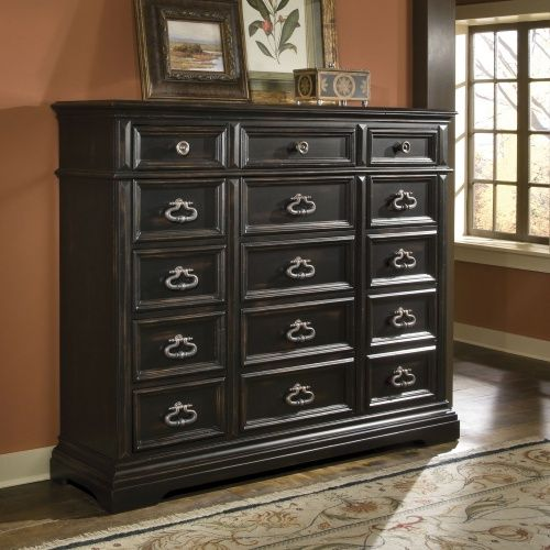 Brookfield 15 Drawer Master Chest - Dressers & Chests at Hayneedle