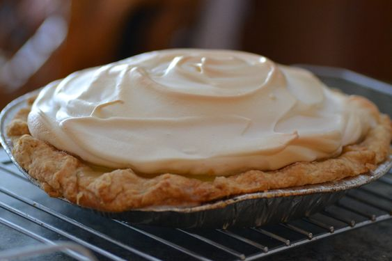 lemon meringue pie // warm vanilla sugar