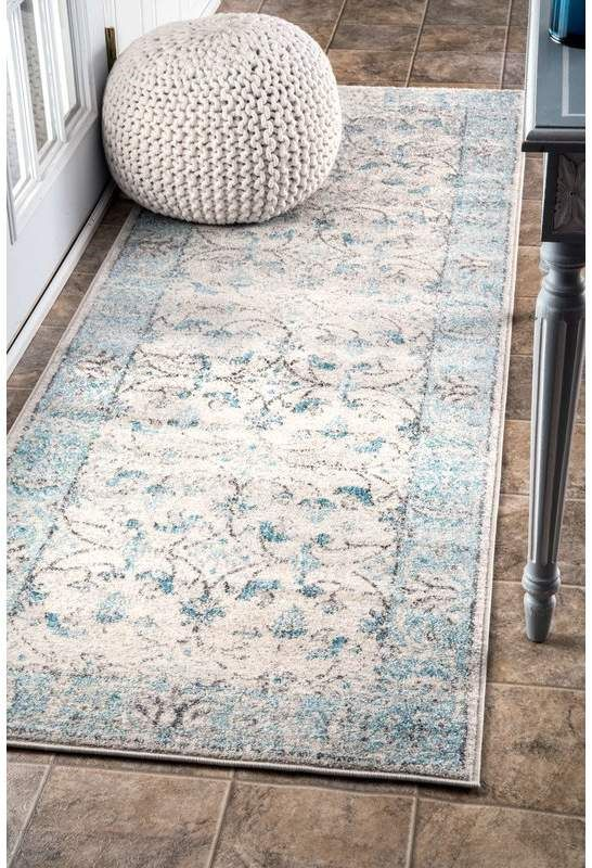 Lark Manor Navarrete Aqua Beige Gray Area Rug Cheap Floor Rugs Aqua Living Room Rugs In Living Room