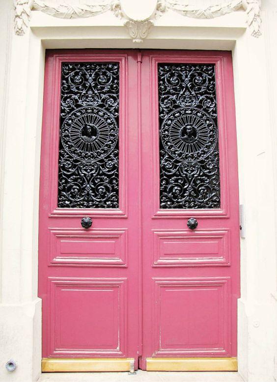 old doors new life