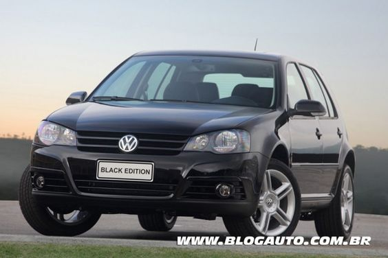 Volkswagen Golf geração 4 e meio