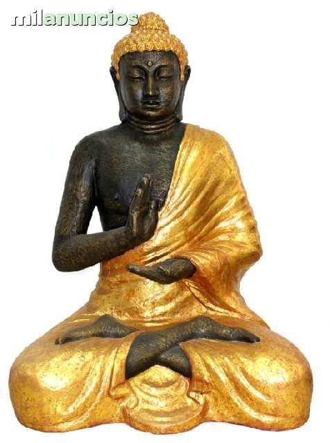. Alto 150cm Ancho 100cm Fondo 75cm  Gran Buda sentado