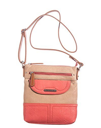 Oksana CrossbodyPACHTN PapayaChinoTan *** You can find out more details at the link of the image.