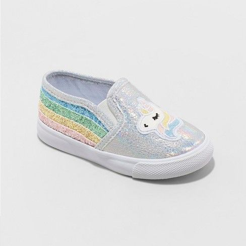 Toddler Girls' Kameel Unicorn Sneakers